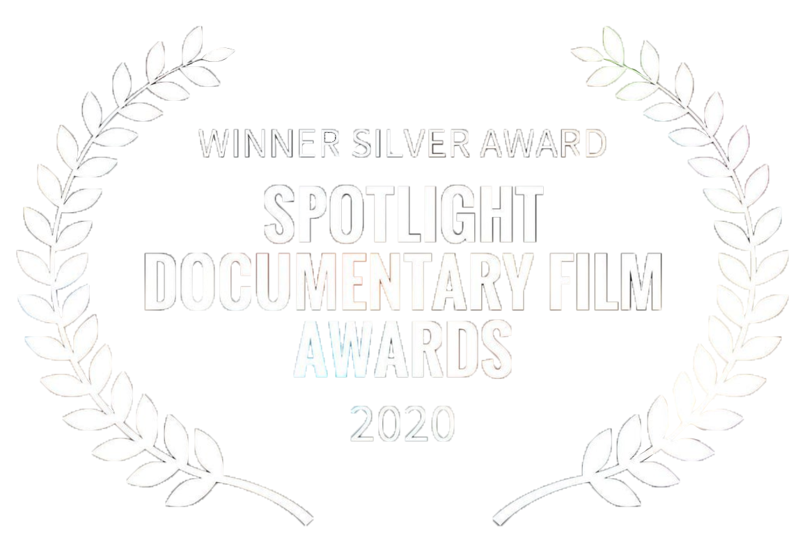 Laurel for Winner Silver Award Spotlight Documentary Film Awards 2020